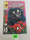 Amazing Spider-man #316 (1989) Key Mcfarlane Venom Cover