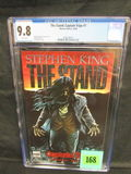 The Stand: Captain Trips #1 (2008) Stephen King/ Marvel Cgc 9.8