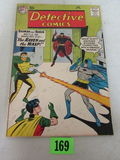Detective Comics #287 (1961) Early Silver Age Issue