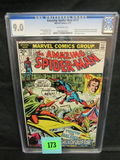 Amazing Spider-man #117 (1973) Bronze Age Cgc 9.0