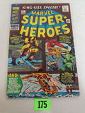 Marvel Super Heroes #1 (1966) Silver Age Key 1st Issue