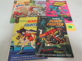 Magnus Robot Fighter/ Solar Silver Age Gold Key Lot (5)