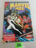 Marvel Age #25 (1985) Early/ Obscure Rocket Raccoon Appearance