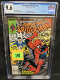 Amazing Spiderman #326 (1989) Marvel Copper Age Cgc 9.6