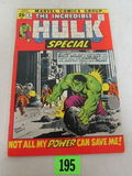 Incredible Hulk Annual #4 (1971) King Size Special