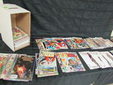 Short Box (approx. 125+) Mostly Modern Marvel / Iron Man, Spiderman, Ultimate Titles+