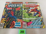 Amazing Spiderman Annual #11 & 12 (1977/ 1978) Bronze Age
