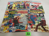 Amazing Spider-man Bronze Age Lot (8)