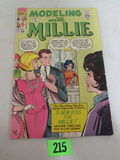 Modeling With Millie #37 (1964) Silver Age Marvel
