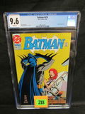 Batman #476 (1992) Breyfogle Cover Cgc 9.6