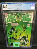 Green Lantern #76 (1970) Mega Key Neal Adams/ Green Arrow Begins Cgc 8.0