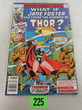 What If #10 (1978) Key 1st Appearance Jane Foster As Thor