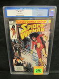 Spider-woman #50 (1983) Death Of Spider-woman/ Photo Cover Cgc 9.4