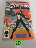 Marvel Secret Wars #8 (1984) Key Black Costume/ Origin Symbiote