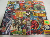 Bronze Age Key/ Semi-key Issue Lot (9)