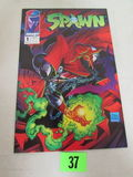 Spawn #1 (1992) Image/ Todd Mcfarlane Key 1st Issue
