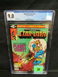 Marvel Premiere #61 (1981) Bronze Age Early Star-lord Cgc 9.0