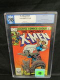 Uncanny X-men #165 (1983) Classic Paul Smith Copper Age Cover Pgx 9.8