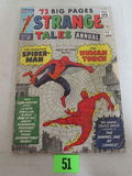 Strange Tales Annual #2 (1963) Early Spider-man Appearance
