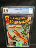 Amazing Spider-man #17 (1964) Key 2nd Appearance Green Goblin Cgc 6.0