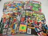 Mixed Lot (26) Marvel Bronze Age