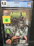 She-hulk #22 (2007) Beautiful Deodato Cover Cgc 9.8
