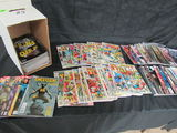 Short Box (approx. 125+) Bronze Age Thor / Modern Marvel/ Dc