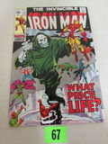 Iron Man #19 (1969) Silver Age Marvel