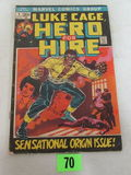 Hero For Hire #1 (1972) Luke Cage/ Key 1st Appearance