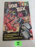 Star Trek #13 (1972) Early Bronze Age Gold Key