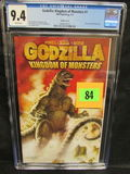 Godzilla King Of The Monsters #1 (2011) Idw Comics/ Eric Powell Cgc 9.4