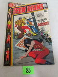 Teen Titans #31 (1971) Silver Age Dc Wonder Girl