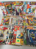 Huge Lot (27) Silver Age Dc Comics Superman, Action+ Low Grade