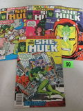 Savage She-hulk Bronze Age Lot #2, 6, 9, 18