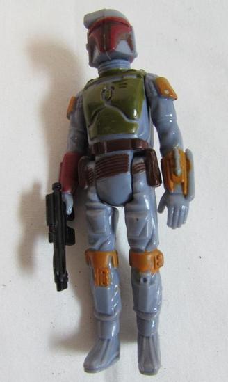 Vintage 1979 Star Wars Boba Fett Kenner Figure Complete