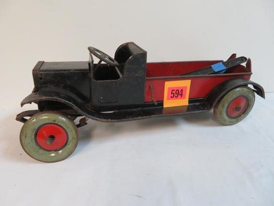 "1930's Chein Hercules 18"" Tow Truck"