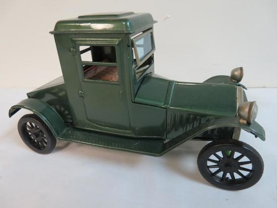 Vintage 1960's Bandai Japan 1:24 Tin Friction 1913 Packard