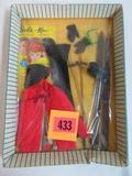 Vintage 1960's Barbie/ Ken Fashions Snow Skiing Sealed in Package
