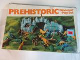 Marx Prehistoric Dinosaur Playset w/ Box