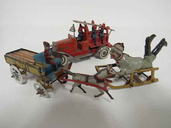 Huge Antique Toy, Promo Cars & Train Auction