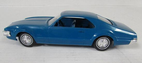 1968 Oldsmobile Toronado Friction Dealer Promo Car (Blue)