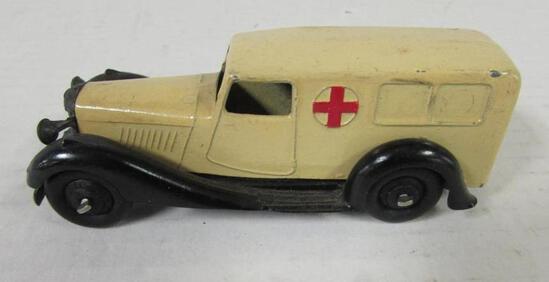 Antique Dinky Toys #30G Ambulance