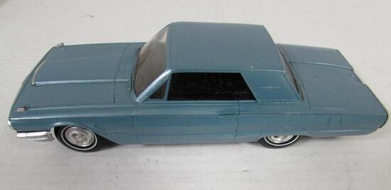 1965 Ford Thunderbird Promo Car/ Transister Radio