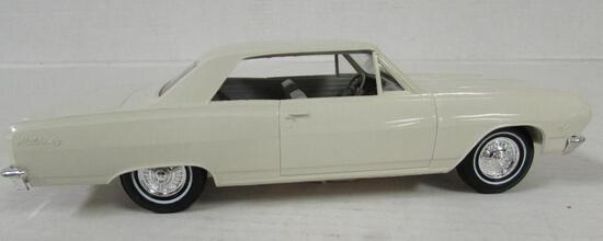 1965 Chevrolet Malibu SS Dealer Promo Car (White)