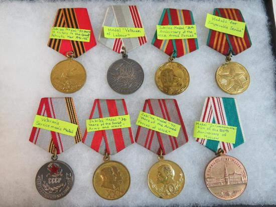 Huge Online Only Auction Military, Pin-Up, & More
