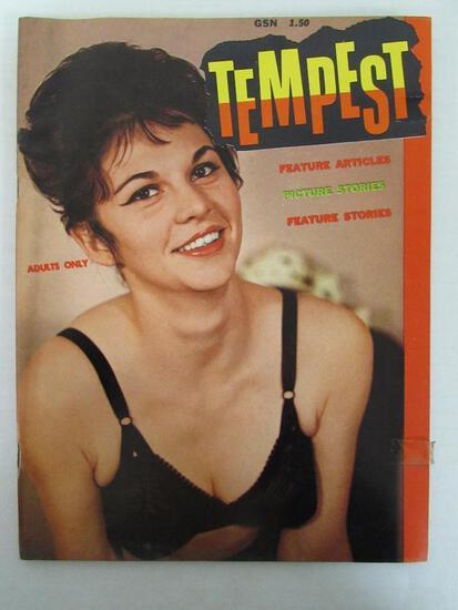 Tempest #1/1965 Vintage Men's Magazine