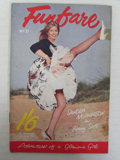 Funfare #31/c.1960 Men's Magazine