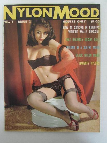 Nylon Mood #2/1963 Men's Magazine