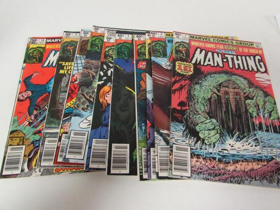 Man-Thing/1979 Series 1-11