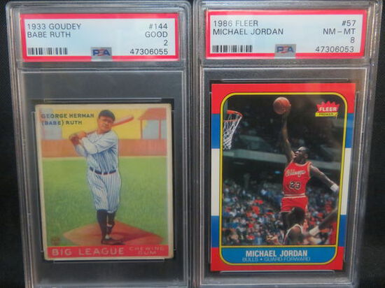 Huge online Only Sports Card Auction MUST SEE